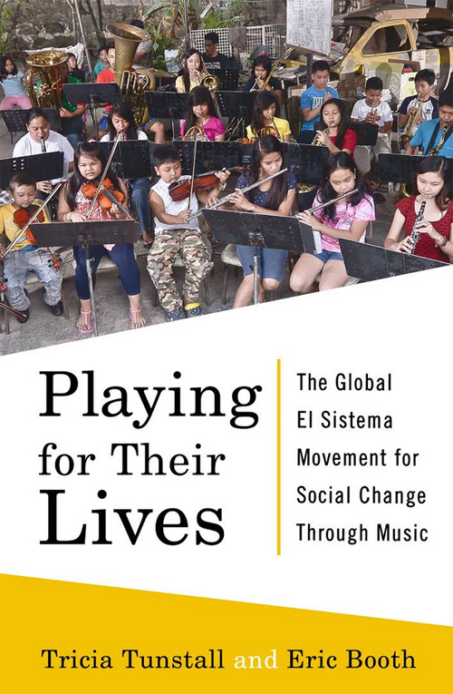 Cover of Playing for Their Lives